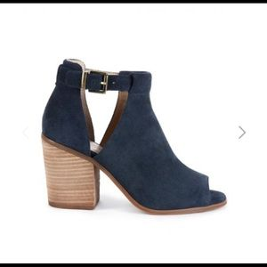 Sole Society Cut Out Booties